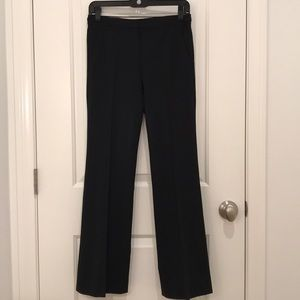 "Theory ""Tailor"" Wool/Lycra Blend Pants"